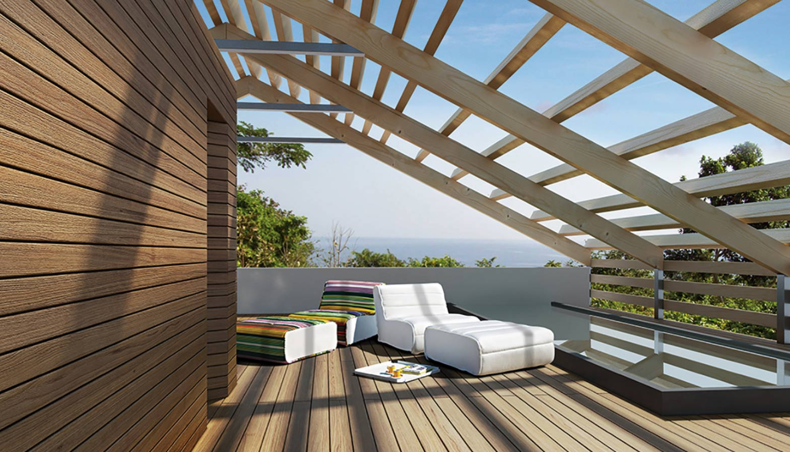 What Do You Need To Build A Timber Deck?